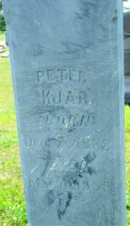 KJAR, PETER - Ida County, Iowa | PETER KJAR