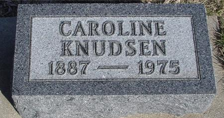 KNUDSEN, CAROLINE - Ida County, Iowa | CAROLINE KNUDSEN