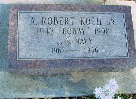 KOCH, A. ROBERT  JR. - Ida County, Iowa | A. ROBERT  JR. KOCH