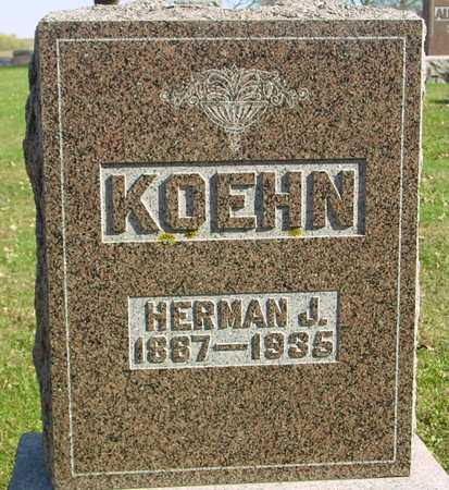 KOEHN, HERMAN J. - Ida County, Iowa | HERMAN J. KOEHN