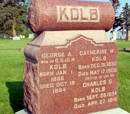 KOLB, CHARLES - Ida County, Iowa | CHARLES KOLB