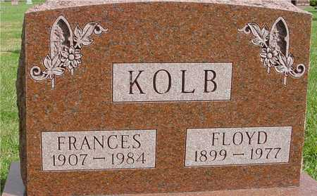 KOLB, FLOYD & FRANCES - Ida County, Iowa | FLOYD & FRANCES KOLB
