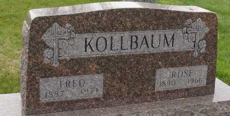 KOLLBAUM, FRED & ROSE - Ida County, Iowa | FRED & ROSE KOLLBAUM