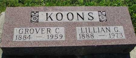 KOONS, GROVER & LILLIAN - Ida County, Iowa | GROVER & LILLIAN KOONS