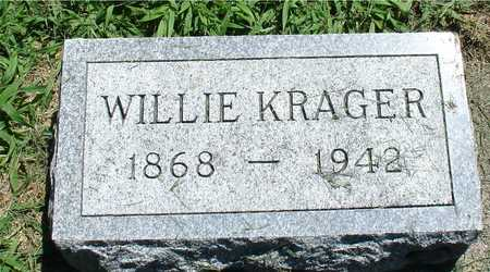 KRAGER, WILLIE - Ida County, Iowa | WILLIE KRAGER