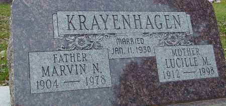 KRAYENHAGEN, MARVIN & LUCILLE - Ida County, Iowa | MARVIN & LUCILLE KRAYENHAGEN