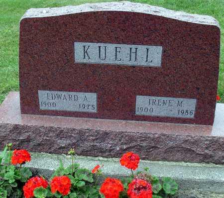 KUEHL, EDWARD & IRENE - Ida County, Iowa | EDWARD & IRENE KUEHL