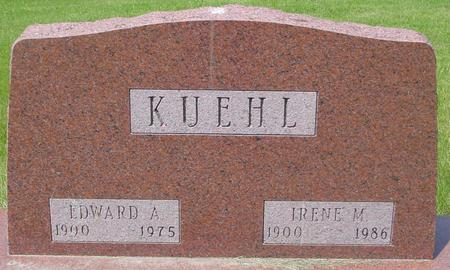 KUEHL, EDWARD - Ida County, Iowa | EDWARD KUEHL