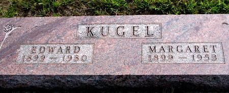 KUGEL, EDWARD & MARGARET - Ida County, Iowa | EDWARD & MARGARET KUGEL