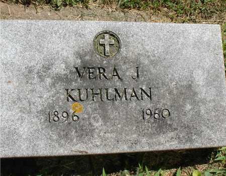 KUHLMAN, VERA J. - Ida County, Iowa | VERA J. KUHLMAN