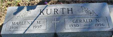 KURTH, GERALD & MARLENE - Ida County, Iowa | GERALD & MARLENE KURTH