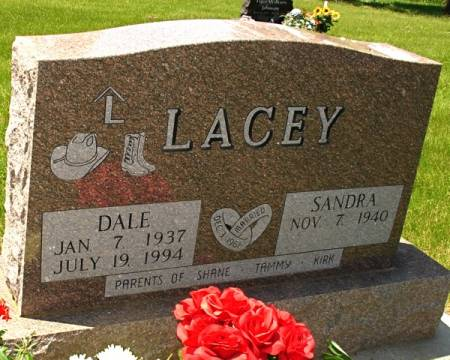 LACEY, DALE - Ida County, Iowa | DALE LACEY