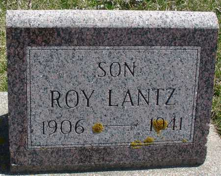 LANTZ, ROY - Ida County, Iowa | ROY LANTZ