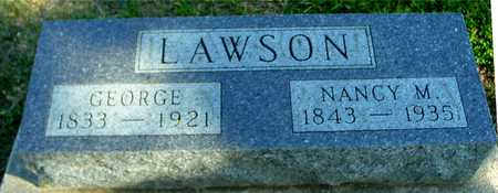 LAWSON,  GEORGE & NANCY - Ida County, Iowa |  GEORGE & NANCY LAWSON