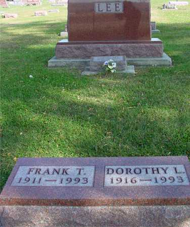 LEE, FRANK & DOROTHY - Ida County, Iowa | FRANK & DOROTHY LEE