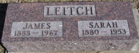 LEITCH, JAMES & SARAH - Ida County, Iowa | JAMES & SARAH LEITCH