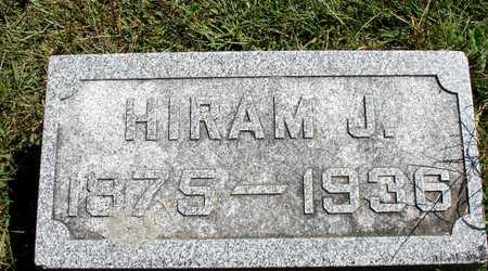 LEONARD, HIRAM J. - Ida County, Iowa | HIRAM J. LEONARD
