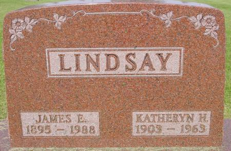 LINDSAY, JAMES - Ida County, Iowa | JAMES LINDSAY