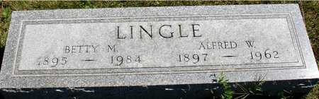 LINGLE, ALFRED & BETTY - Ida County, Iowa | ALFRED & BETTY LINGLE