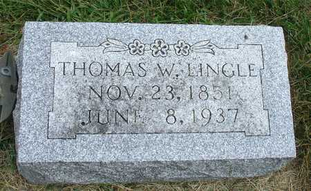 LINGLE, THOMAS W. - Ida County, Iowa | THOMAS W. LINGLE