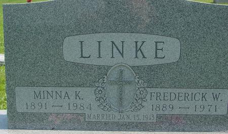LINKE, FREDERICK A. - Ida County, Iowa | FREDERICK A. LINKE