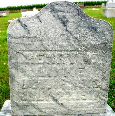 LINKE, HENRY W. - Ida County, Iowa | HENRY W. LINKE