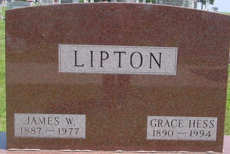 LIPTON, GRACE - Ida County, Iowa | GRACE LIPTON