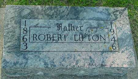 LIPTON, ROBERT - Ida County, Iowa | ROBERT LIPTON