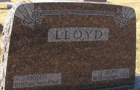 LLOYD, BERT & DOLLIE - Ida County, Iowa | BERT & DOLLIE LLOYD