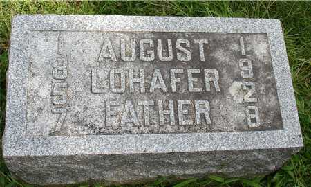 LOHAFER, AUGUST - Ida County, Iowa | AUGUST LOHAFER