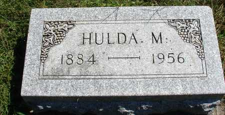 HOLST LOHAFER, HULDA MARGARET - Ida County, Iowa | HULDA MARGARET HOLST LOHAFER