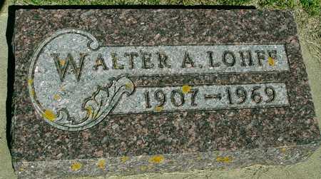 LOHFF, WALTER A. - Ida County, Iowa | WALTER A. LOHFF