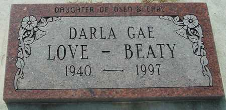 LOVE-BEATY, DARLA GAE - Ida County, Iowa | DARLA GAE LOVE-BEATY