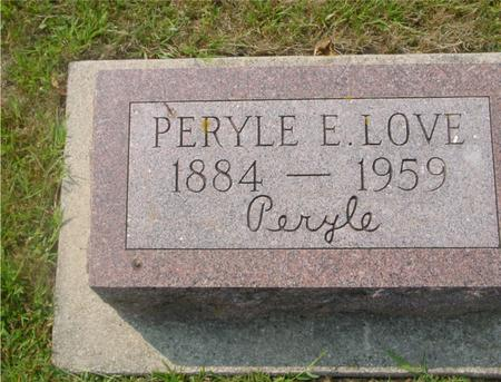 LOVE, PERYLE &