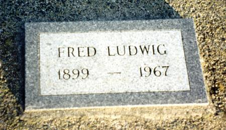 LUDWIG, FRED - Ida County, Iowa | FRED LUDWIG