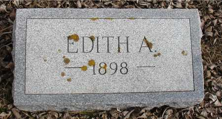 LUND, EDITH A. - Ida County, Iowa | EDITH A. LUND