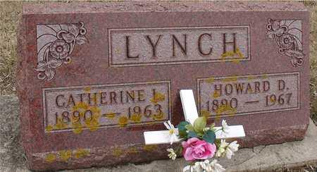 LYNCH, HOWARD & CATHERINE - Ida County, Iowa | HOWARD & CATHERINE LYNCH