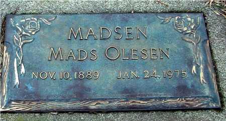 MADSEN, MADS OLESON - Ida County, Iowa | MADS OLESON MADSEN