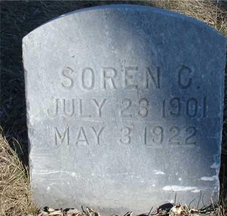 MADSEN, SOREN C. - Ida County, Iowa | SOREN C. MADSEN