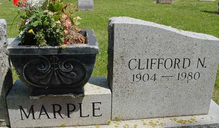 MARPLE, CLIFFORD N. - Ida County, Iowa | CLIFFORD N. MARPLE