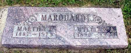 MARQUARDT, WILLIAM & MARTHA - Ida County, Iowa | WILLIAM & MARTHA MARQUARDT