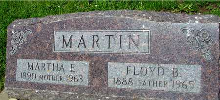 MARTIN, FLOYD & MARTHA - Ida County, Iowa | FLOYD & MARTHA MARTIN