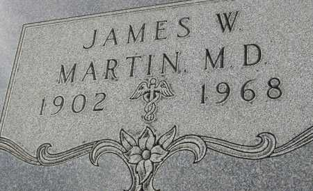 MARTIN, JAMES W. - Ida County, Iowa | JAMES W. MARTIN