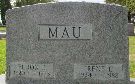MAU, ELDON & IRENE E. - Ida County, Iowa | ELDON & IRENE E. MAU
