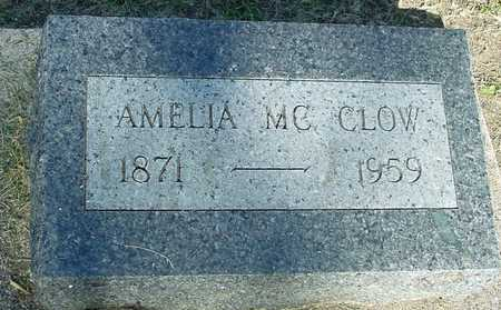 MCCLOW, AMELIA - Ida County, Iowa | AMELIA MCCLOW
