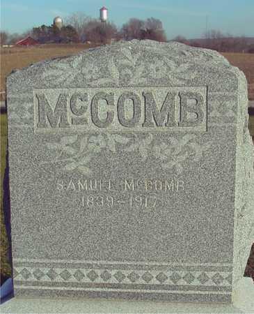MCCOMB, SAMUEL - Ida County, Iowa | SAMUEL MCCOMB