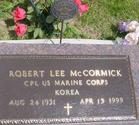 MCCORMICK, ROBERT LEE - Ida County, Iowa | ROBERT LEE MCCORMICK