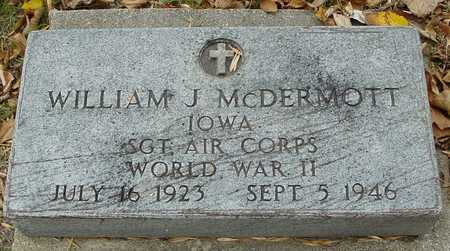 MCDERMOTT, WILLIAM J. - Ida County, Iowa | WILLIAM J. MCDERMOTT