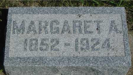 MCGEE, MARGARET A. - Ida County, Iowa | MARGARET A. MCGEE