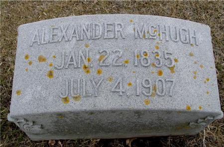 MCHUGH, ALEXANDER - Ida County, Iowa | ALEXANDER MCHUGH